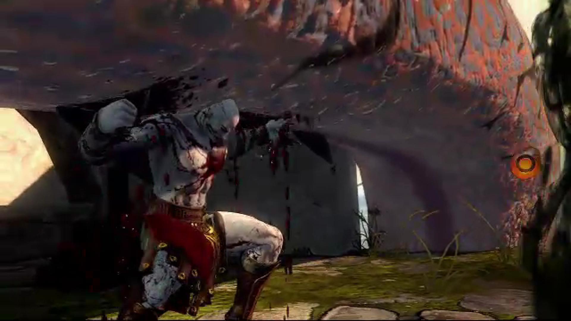 The gallery for --> Kraken God Of War Ascension